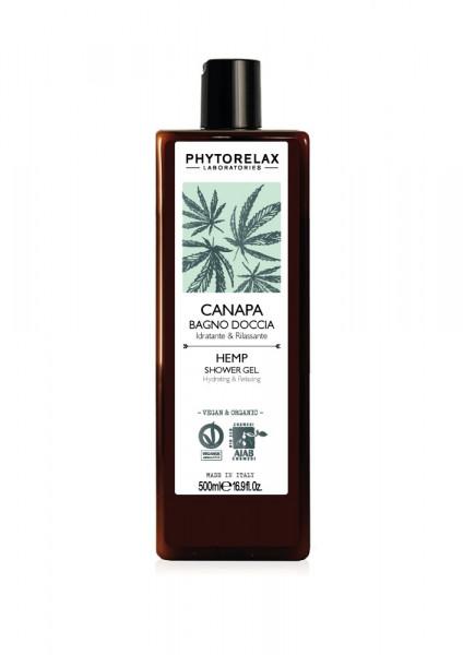 PH22234 Phytorelax Canapa Shower Gel 500