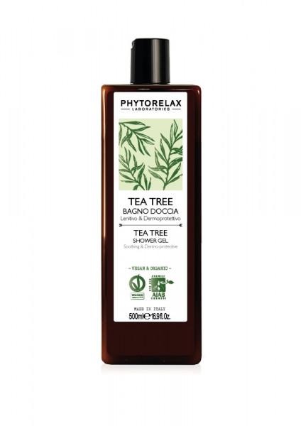 PH22289 Phytorelax Tea Tree Shower Gel 5