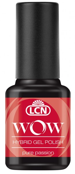 LCN WOW Hybrid Gel Polish 8 ml (7) pure passion