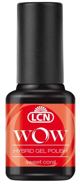 LCN WOW Hybrid Gel Polish 8 ml (6) sweet coral
