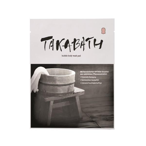 TB5309 TAKABATH Bubble Body Wash Pad - S