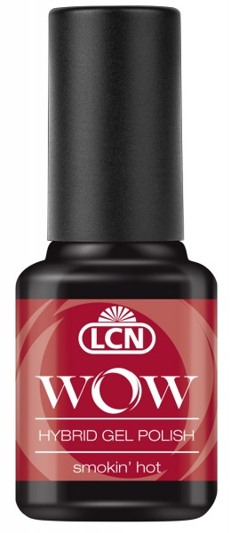 LCN WOW Hybrid Gel Polish 8 ml (8) smokin' hot