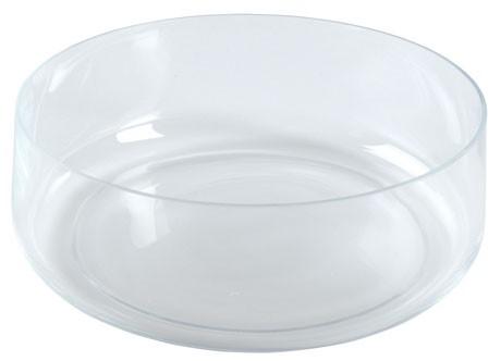 Glasschale runder Boden (28 x 9 cm)