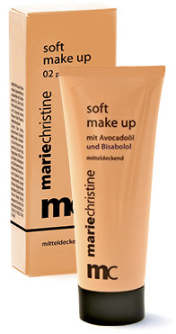 111 Soft Make up Tube und Faltschachtel